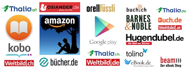 eBook Online Shops