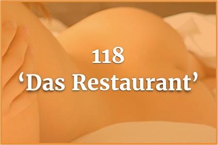 118 Das Restaurant - Sexgeschichten